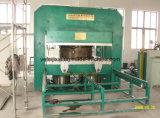 Máquina de borracha do Vulcanizer da imprensa hidráulica de China