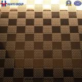 第4ヘアライン8k/サンドブラストの振動終了するステンレス鋼カラーシート