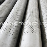 Gelaste Roestvrij staal Geperforeerde Pijp/Buis