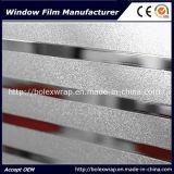 Pellicola decorativa 1.22m*50m della finestra della pellicola della finestra della scintilla 3D di modo