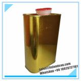 1L F様式の金錫のConatiner_Canの包装
