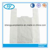 Хозяйственные сумки пластмассы тельняшки HDPE/LDPE