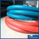 Riga gemellare materiale composta tubo flessibile della saldatura