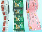 Pellicola del LDPE per il sacchetto della spremuta