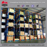 Feuergebührenstahlkonstruktion-Lager-Ladeplatten-Zahnstange