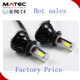 방수 고성능 H7 80W 8000lm LED 헤드라이트 헤드 램프 장비 광속 전구 전구 6000k