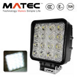 Experiencia Factory 15W, 18W, 24W, 27W, 48W, CREE LED Work Light de 51W Optional