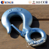 Carbon Steel Drop Forged Galvanized Lifting Eye Hook