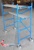 Staal Mini Foldable Scaffold met Ce