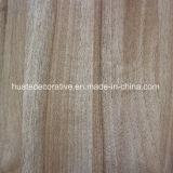 Papier décoratif en bois neuf pour les meubles