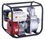 Motor de gasolina de Wp20 5.5HP bomba de agua de 2 pulgadas