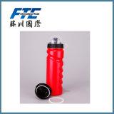 BPA освобождают пластичную бутылку питьевой воды с крышкой