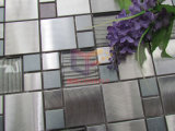 Matt Vidrio y Mosaico de metal (CFM760)