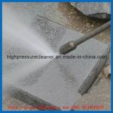 Machine à haute pression de jet d'eau de sableuse industrielle de nettoyage