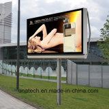屋外広告ポスターフレームLEDは印をつける
