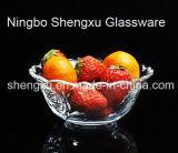 Ciotola di insalata trasparente priva di piombo delle frutta & delle verdure della ciotola di cristallo di 100% Sx-012