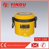 tipo largo cilindro hidráulico (FCY-100) de 100t 100m m