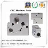 Il pezzo meccanico dei pezzi di precisione di CNC/macchina parte l'ottone