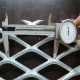 Erweitertes Metall von Flatted oder angehoben