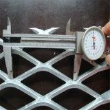 Metal ampliado de Flatted o levantado