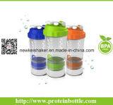 2.2L бутылка воды емкости PETG пластичная