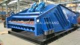 Eisenerz-Rückstände, die Maschine rastern
