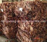 Scraps de cuivre, câblage cuivre 99.9% de Factory Millberry avec Best Price