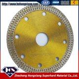 Lamierine di taglio continue taglienti del diamante per le mattonelle di ceramica