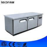 상업적인 탁상용 부엌 작업대 냉장고