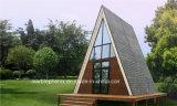 Kampierendes Haus gebildet vom Alkaliproof Glasfaser-Kleber-Vorstand