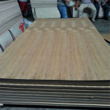 Teak natural Fancy Plywood 1220*2440*4mm, Teak Veneer Plywood