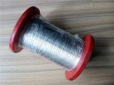 編まれた網、結合のためのステンレス鋼ワイヤーは、のロープの網、放射証拠の衣服作成をネイリングする