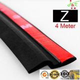 D Type EPDM Rubber Strips Rubber Seals pour joint de porte