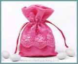 Raso Lace Sweet Chocolate Bag per la festa nuziale Baby Shower Favor