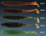 Attrezzatura di pesca - richiamo morbido della vite senza fine - richiamo morbido di pesca - esca di pesca SL100
