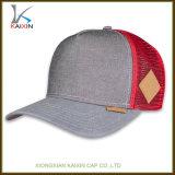 あなた自身のロゴの野球のトラック運転手の網の帽子の帽子をカスタム設計しなさい