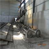 La Chine a fait à Shengya le béton en acier Pôle électrique mouler en vente, moulage de Pôle de télégraphe au Nigéria