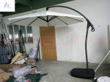 Зонтик Sun парасоля зонтика зонтика сада зонтика банана нажима руки Hz-Um77 10ft (3m) вися напольный