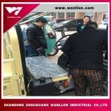 Mina usar la gasolina diesel Trike de cuatro ruedas