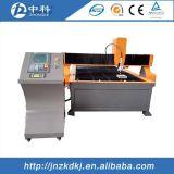 Máquina de estaca da placa do CNC do plasma da alta qualidade