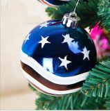 Una decorazione delle 8 di cm sfere di natale per l'albero di Natale