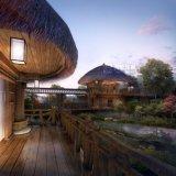 Jingxingu Resindential Architektur-Wiedergabe Project-2