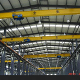 5ton 10ton 15ton 20ton Single Girder Overhead Crane met Electric Hoist