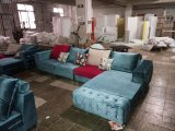 Mobília moderna do sofá da tela, fábrica do sofá em China (688)