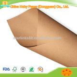 Поставщик Dongguan обеспечивает Brown рециркулирует бумагу Kraft для делать мешки с дешевым ценой