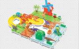 高品質の一定トラックおもちゃを恐竜トレインする