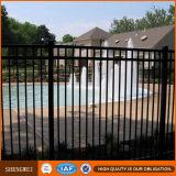 Diseños de acero de la cerca del jardín del hierro labrado