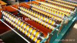 機械屋根のパネルの波形機械を形作る金属板のタイルロール