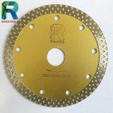 тип диски 200mm x диаманта Turbo для вырезывания каменного мрамора гранита керамического