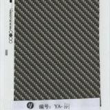 Papel de imprenta gris Caliente-Vendedor de la transferencia del agua de la película de Hydrographics del carbón de Yingcai